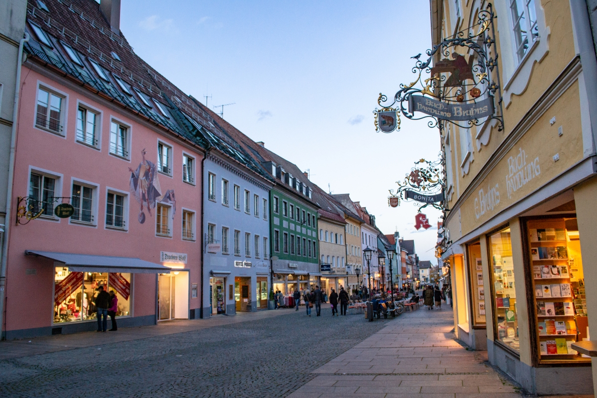 An overnight trip to Füssen, Germany